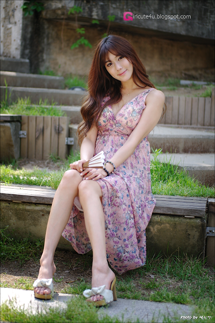 4 Beautiful Kim Ha Yul  - very cute asian girl - girlcute4u.blogspot.com