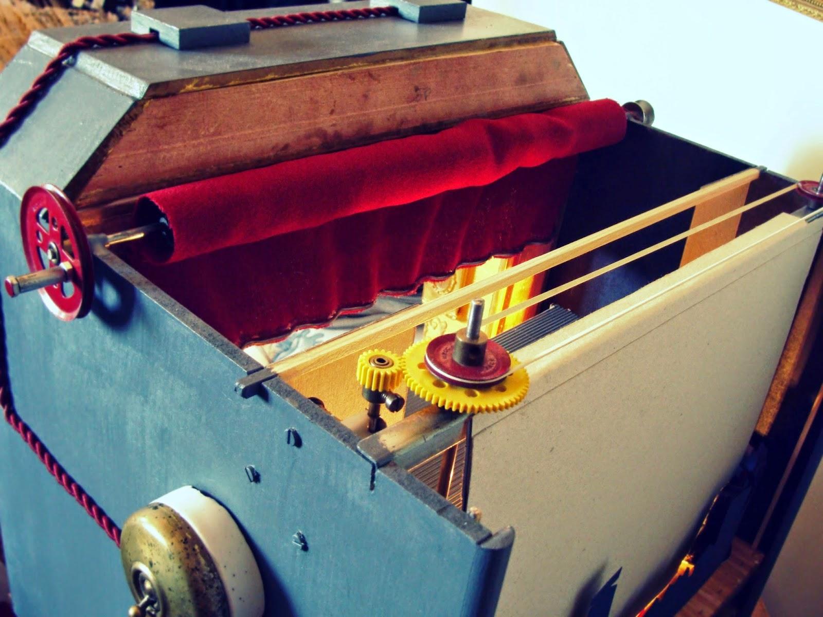 les petits trains en carton de jean baptiste la construction d 39 un th atre miniature m canique. Black Bedroom Furniture Sets. Home Design Ideas