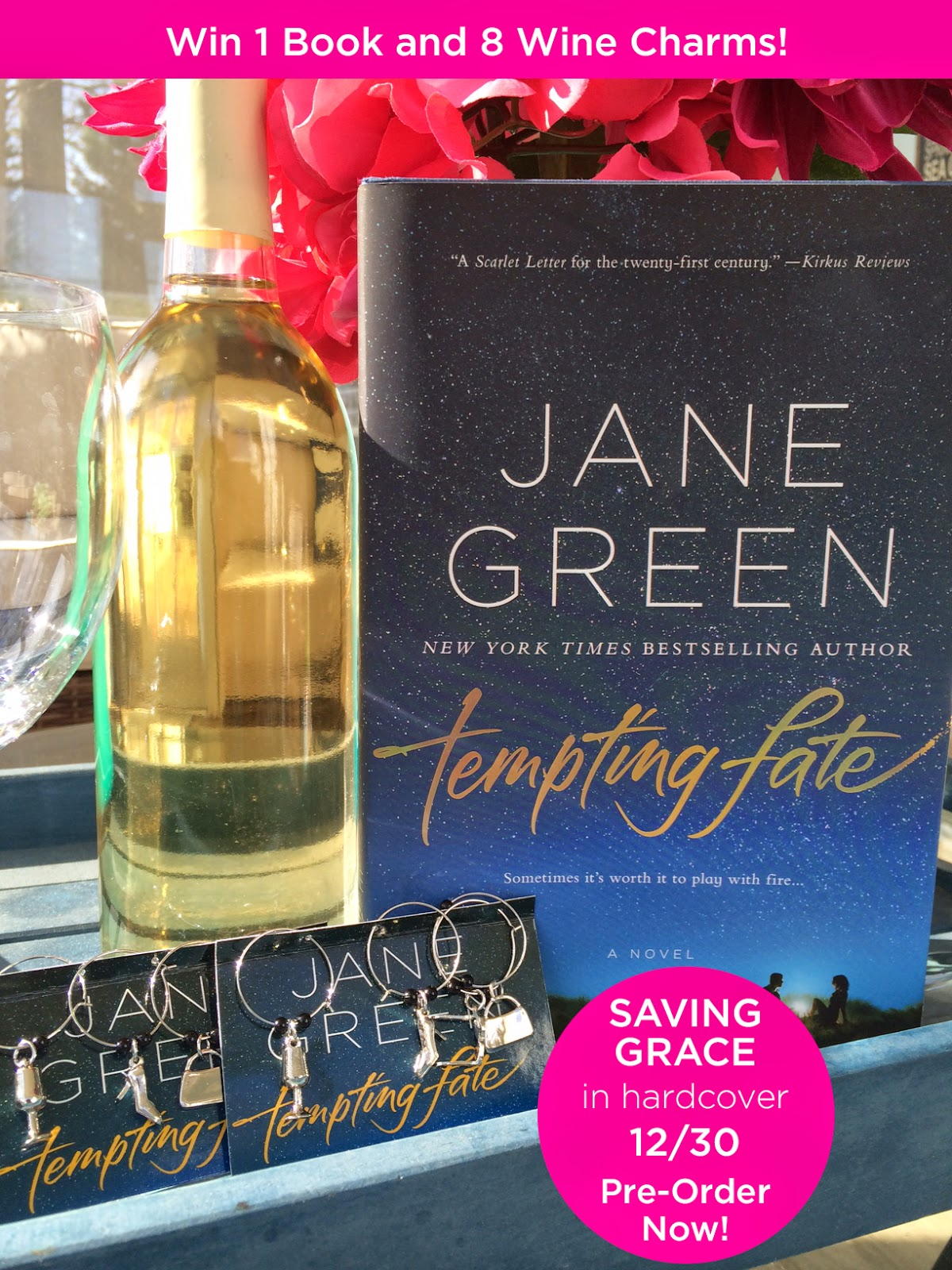 Jane Green Giveaway