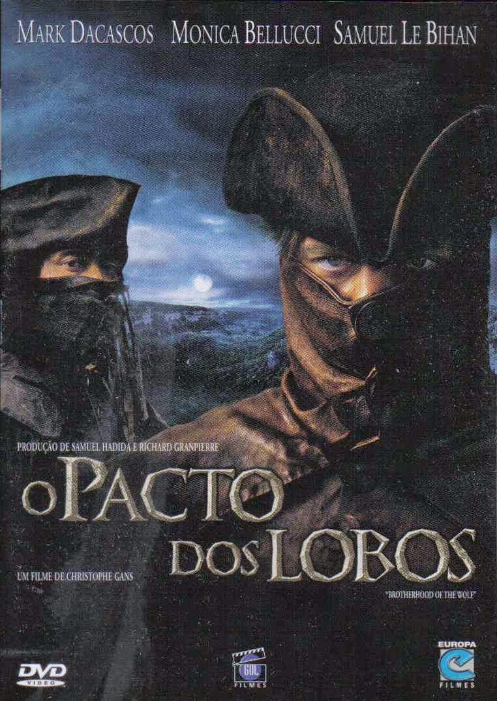 O Pacto Dos Lobos Torrent Dual Áudio BluRay 720p