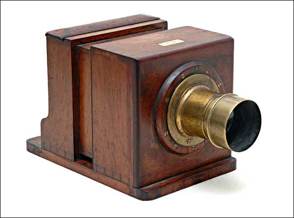 History of Photography 1860-1885: Dallmeyer camera used by