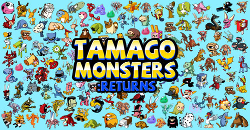 TAMAGO Monsters Returns V.3.40 Mod Apk