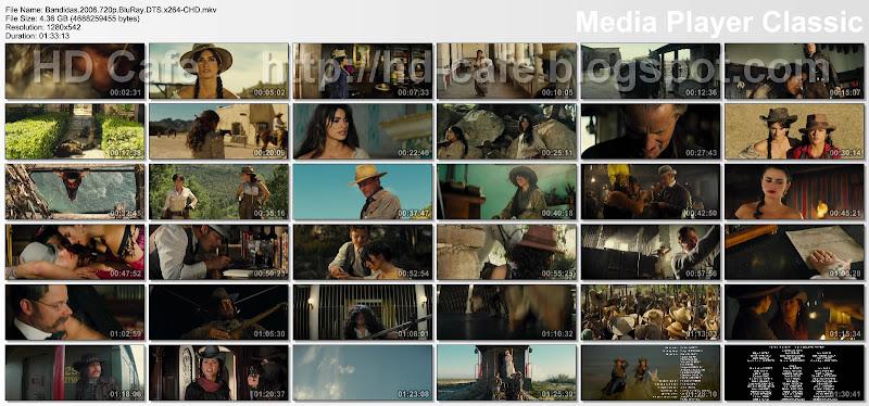 Bandidas 2006 video thumbnails
