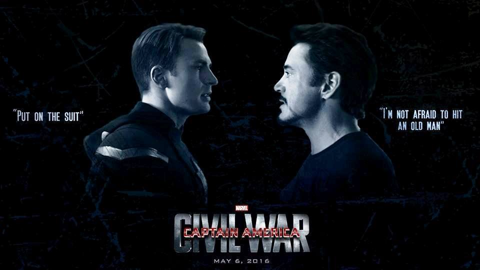 2016 Is Marvels Start Of Their Phase 3 Films Which Starts With Captain America Civil War Now If Youve Seen The Post Credits Scene From Ant Man