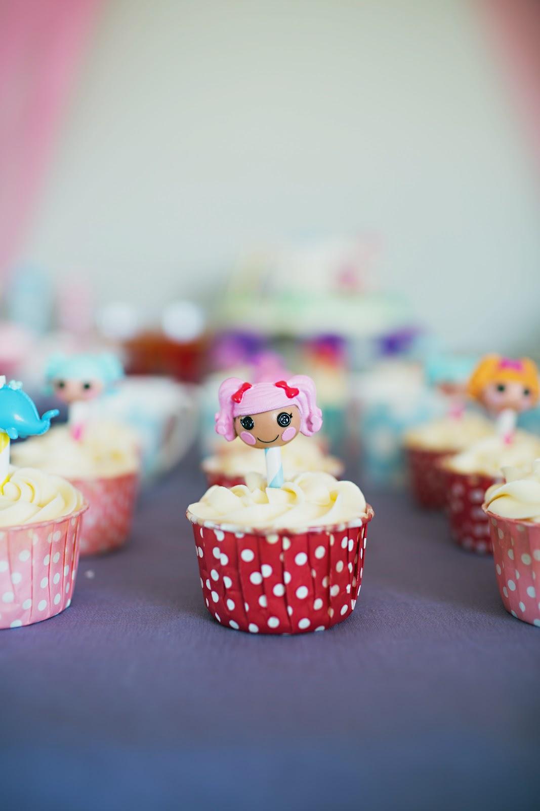 Lalaloopsy Cake Topper Nz