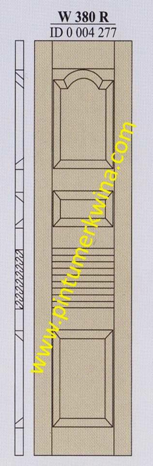 PINTU BESI TYPE W380 R