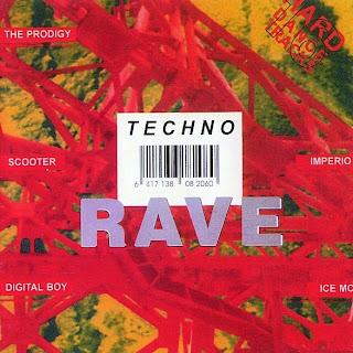 Techno Rave (1995) FLAC