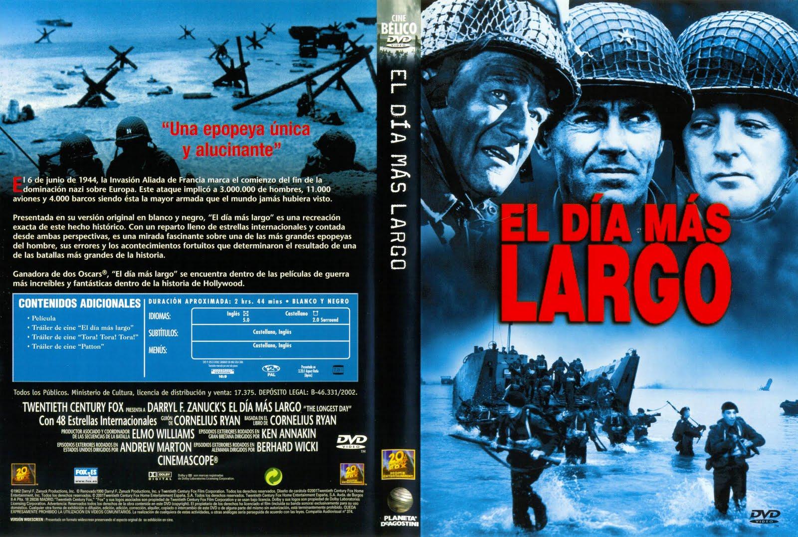 El día más largo (1962 - The Longest Day)