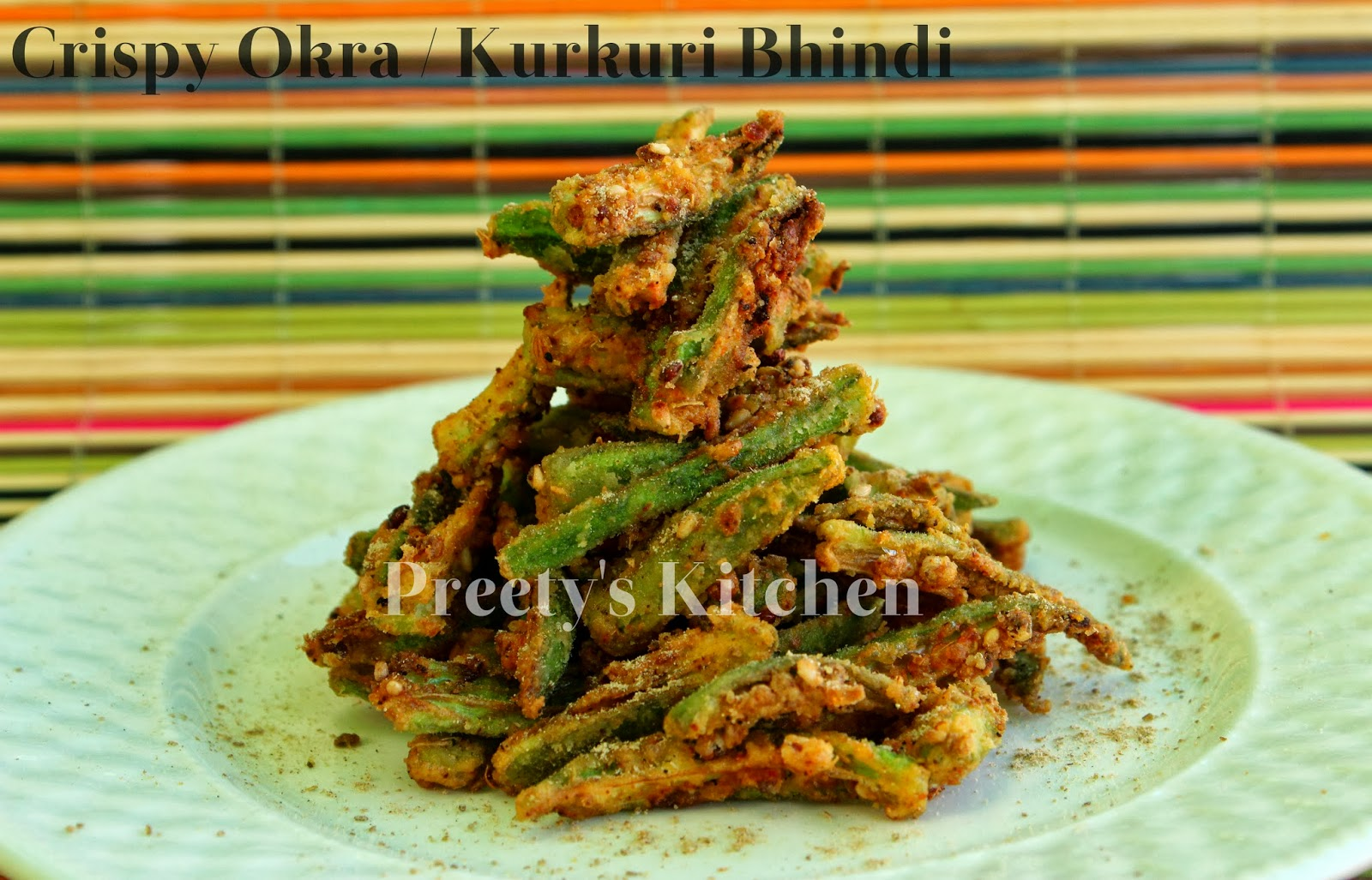 how to cook slimy okra