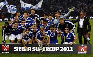 Schalke 04 campeón Supercopa Alemania