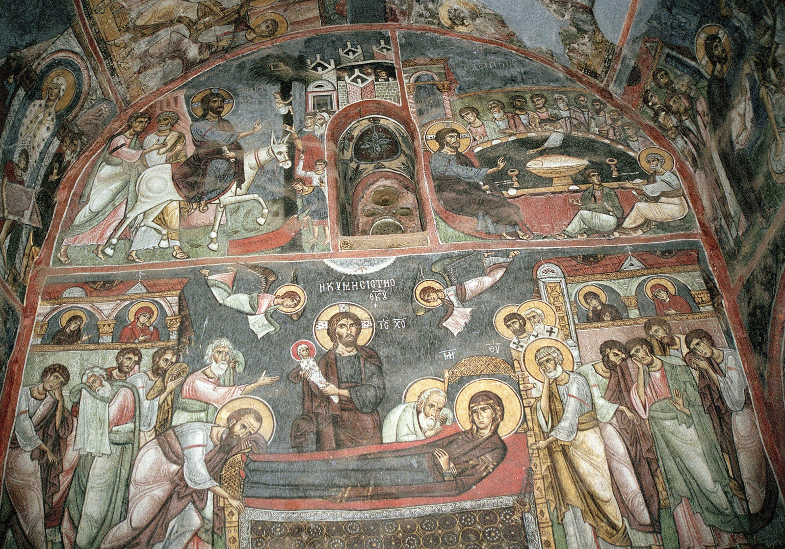 byzantine art I was in paris during my sophomore year of college when i started reading  gibbon's decline and fall of the roman empire i made my way through the first .