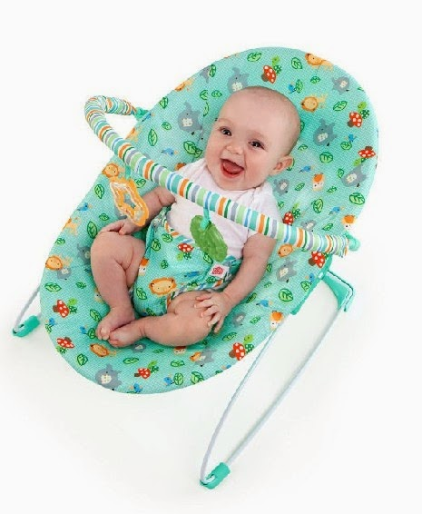 Baby Bouncher Bright Starts Jolly Safari