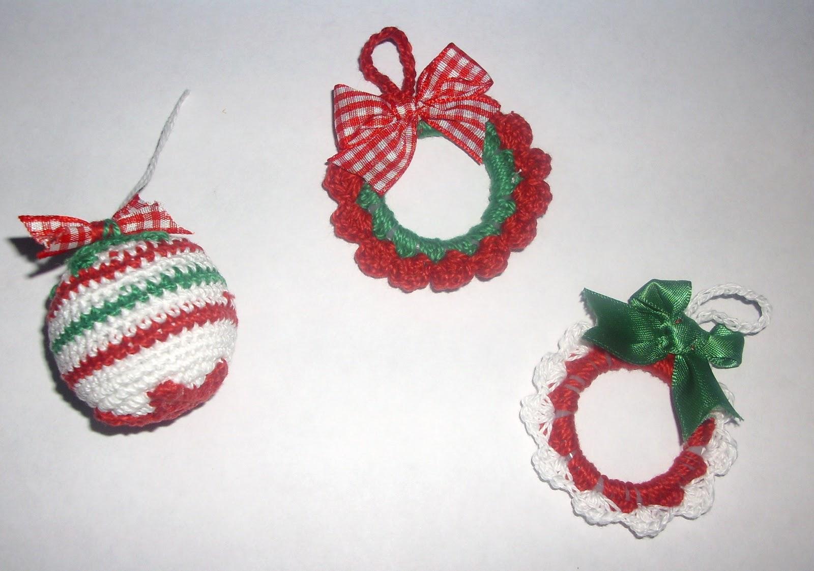 Cositas a ganchillo reto adornos navide os for Adornos navidenos tejidos a crochet 2016