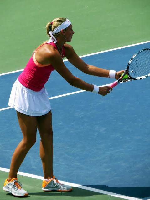Janina Wickmayer Rogers Cup 2013