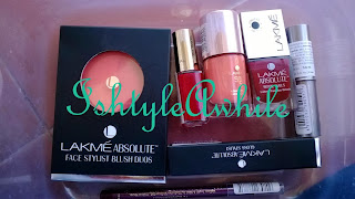 Haul!! Mostly Lakme Products image