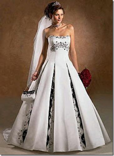 Vestidos de novia xl modernos