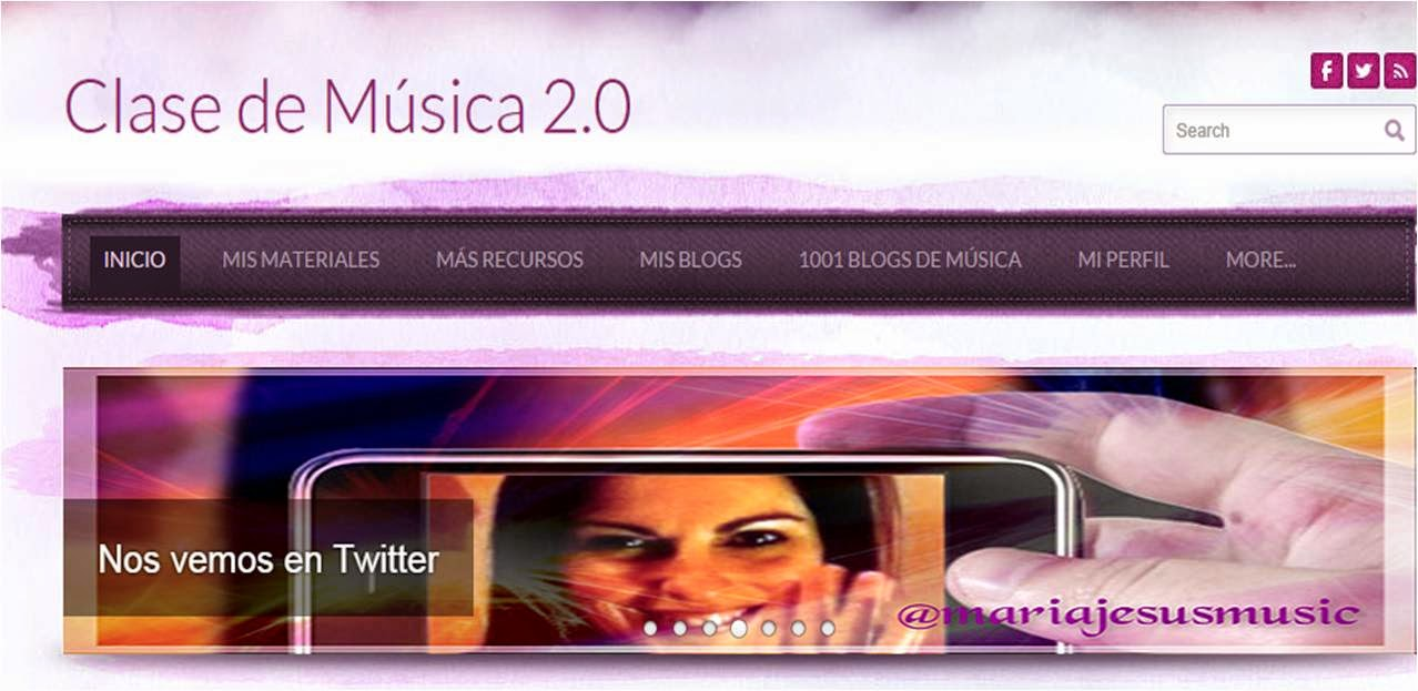 RECURSOS MUSICAIS Mª JESÚS CAMINO