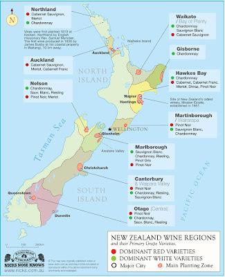 Mapa do vinho