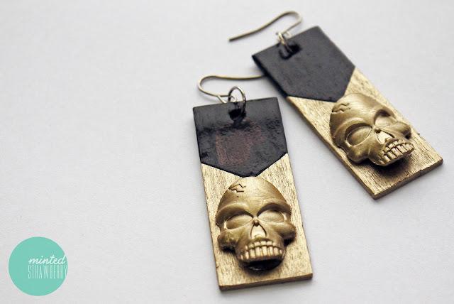 diy-goth-skull-earrings-tutorial