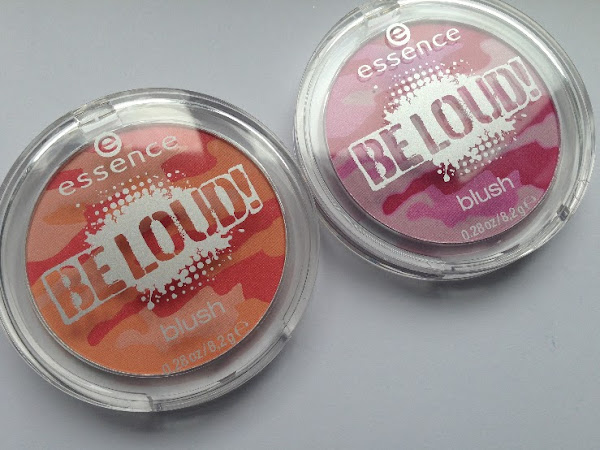 Essence Be Loud! Blushes.