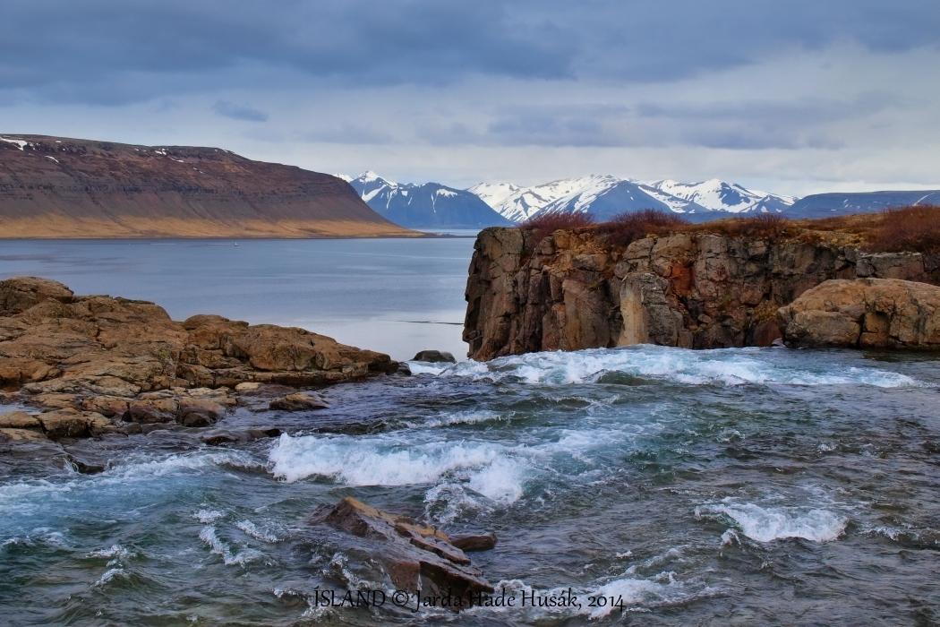 Westfjords -Hróaldsbrekku