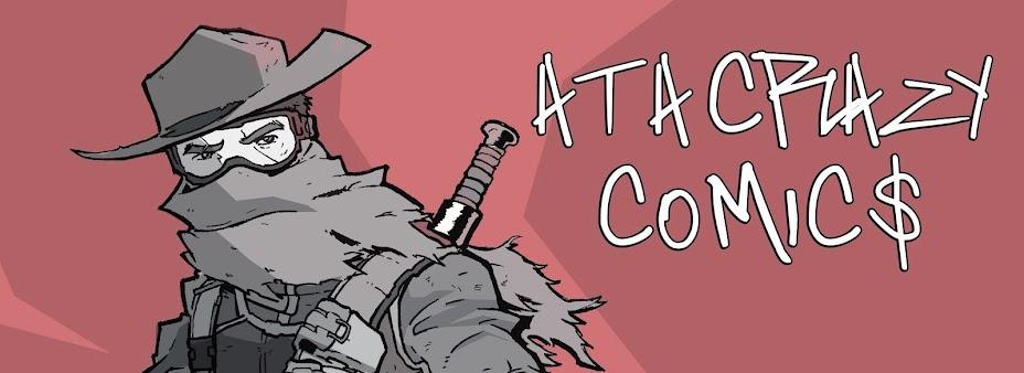 Atacrazy Comics