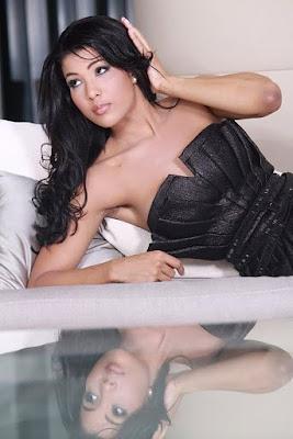 Miss Universe Haiti 2010 Sarodj Bertin