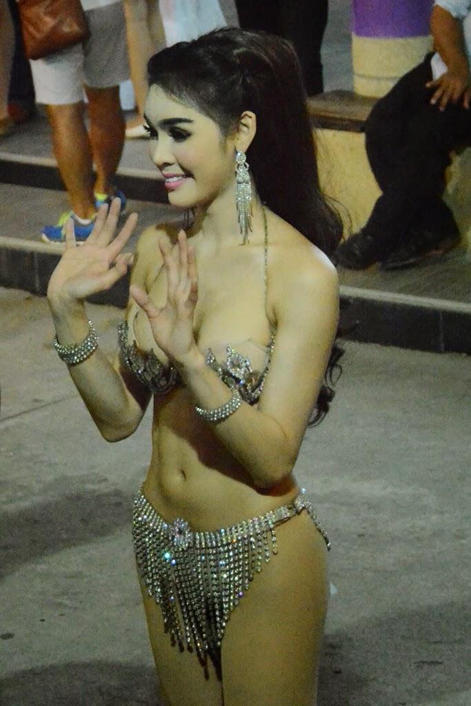 Simon Cabaret Phuket bikini