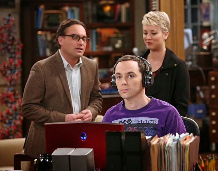 The Big Bang Theory - Episode 8.13 - The Anxiety Optimization - Promotional Photos