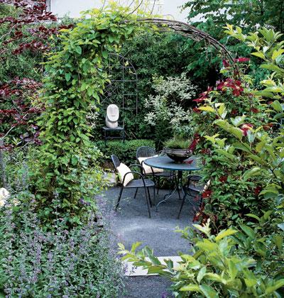 Fresh ideas for outdoor rooms luxury designs 2013 for Secret garden designs