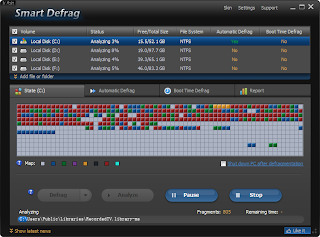 IObit Smart Defrag 2.6 Final