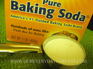Health, Beauty, Natural, Green, Eco-Friendly, Baking Soda