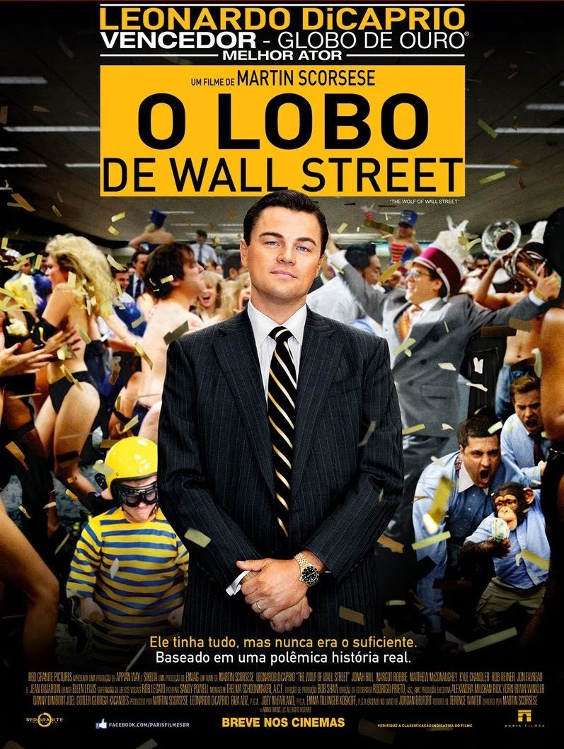 Download O Lobo de Wall Street Dublado Torrent BluRay Grátis