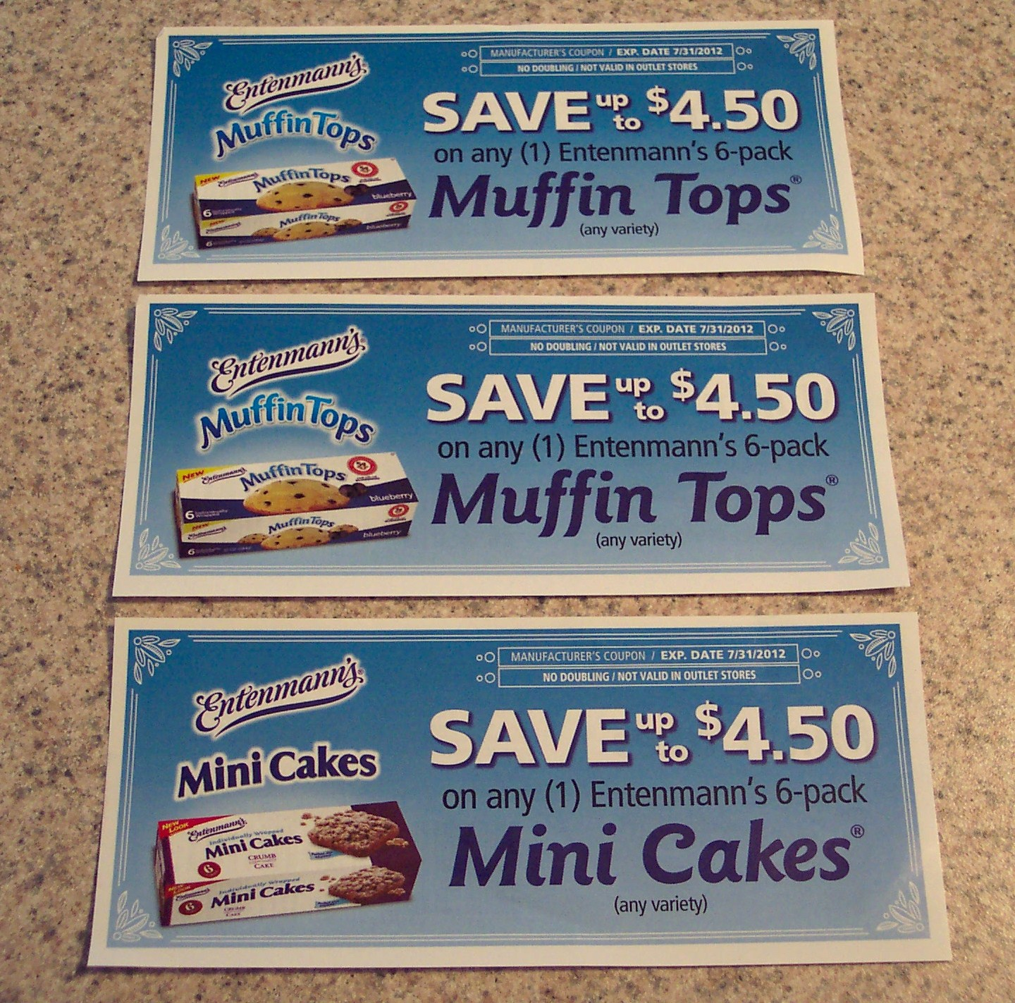Entenmann's coupons