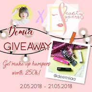 DEMIA'S GIVEAWAY