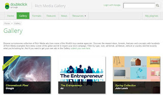 DoubleClick Rich Media Gallery