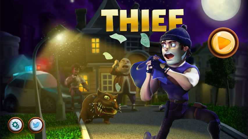 Thief: Tiny Clash Gameplay