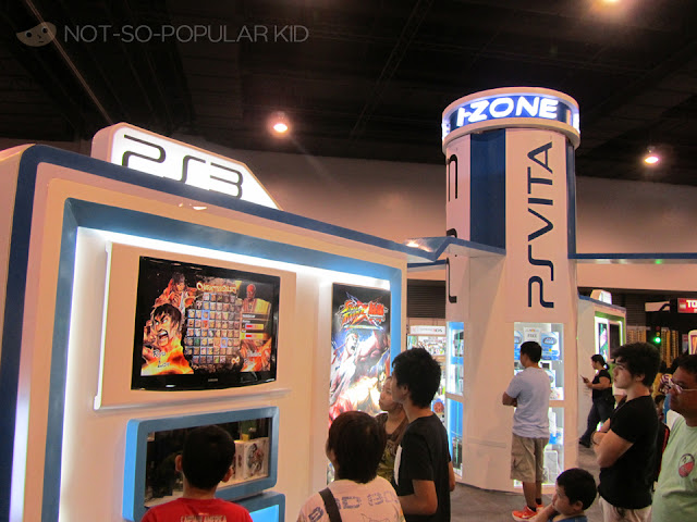 PS3 Toy Expo 2012 Philippines