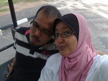 FOREVER LOVE....EN. NAGA & CIK QASEH