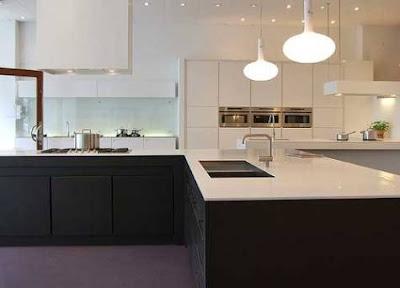 C mo dise ar cocinas modernas cocina y muebles for Como disenar tu cocina