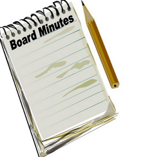 Business Corporation Hold Meetings And Update Its Minutes