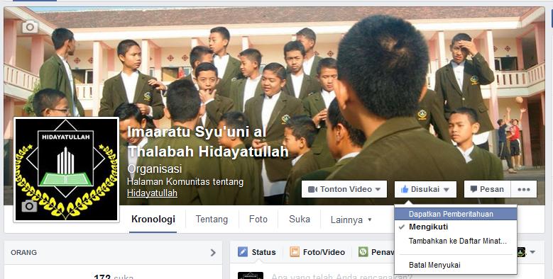 Fan Page Kita