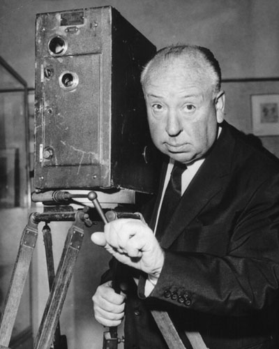 Hitchcock's films during the 1940s were diverse, ranging from the romantic ...