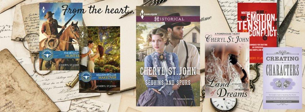 From the Heart...Cheryl St.John