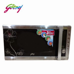 Snapdeal: Buy Godrej 20Ltr GMX 20CA2 FIZ Convection Microwave Oven at Rs.6440