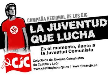 Campaña regional de la juventud comunista