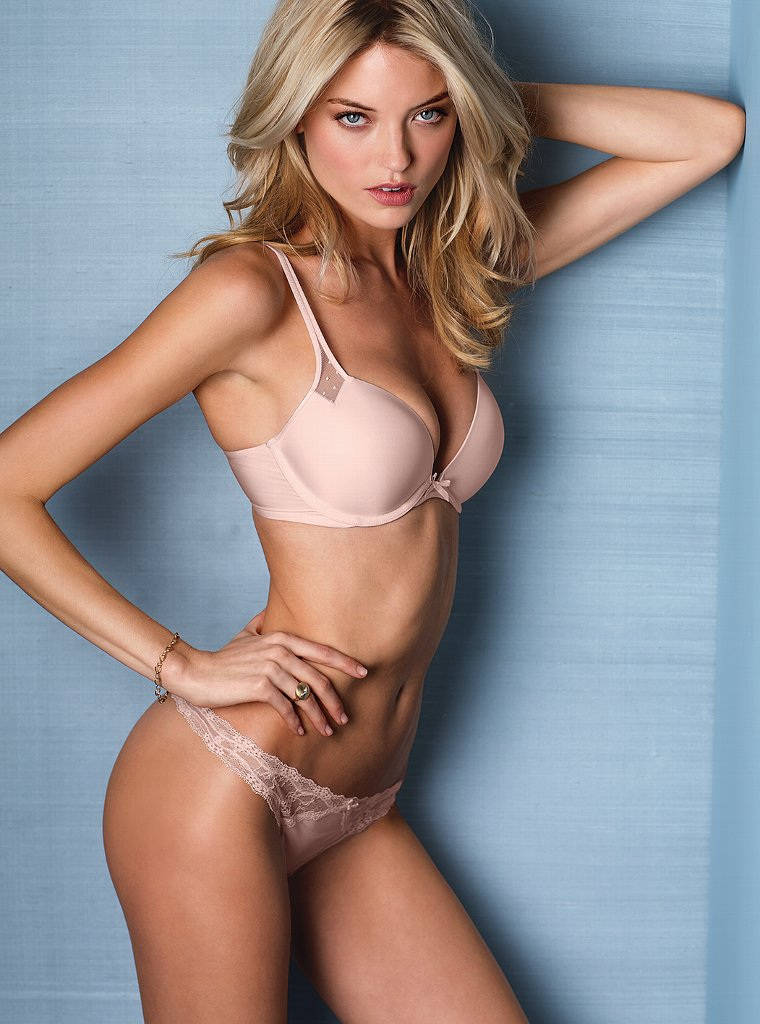 Martha Hunt Is Good For Victorias Secret
