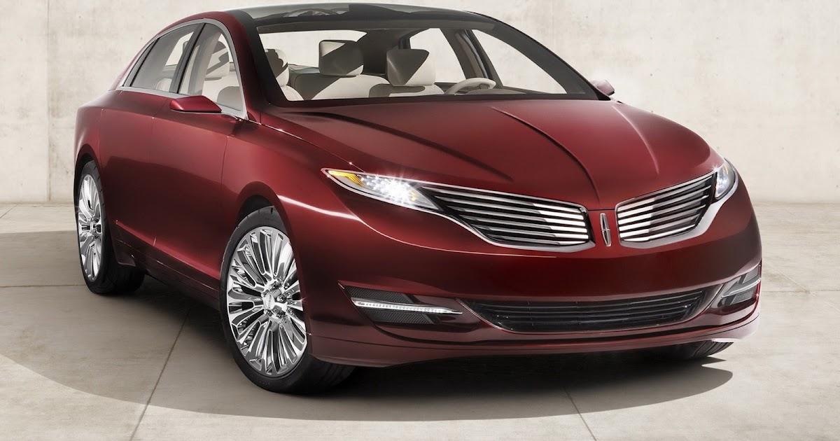 Lincoln Mkz Concept.html | Autos Post