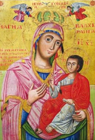 Ενοριακή Πανήγυρις Παναγίας Βλαχέρνας