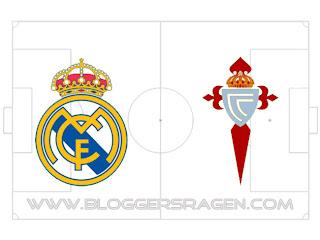 Prediksi Pertandingan Real Madrid vs Celta